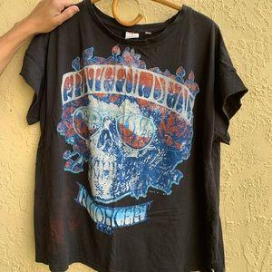 Grateful Dead band T-shirt